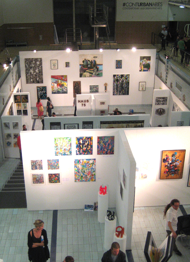 CONTURBANARIES Art Fair, Photo: Nike Sohrauer