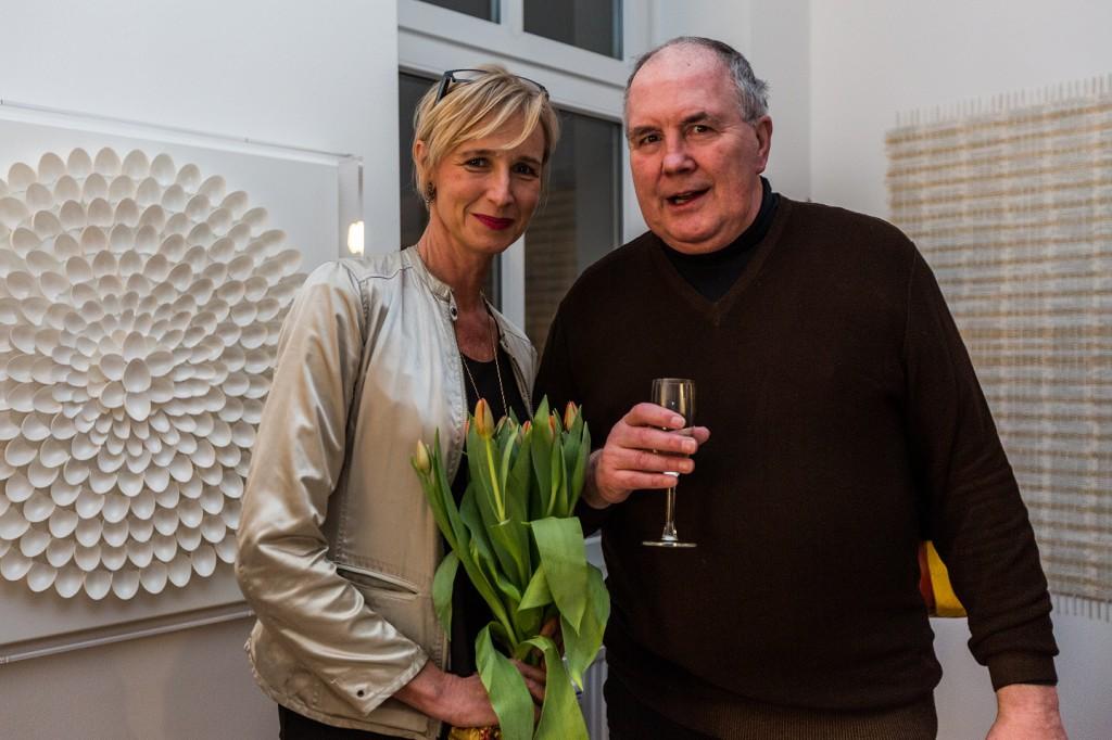 Ute Weingarten, Mark Gisbourne