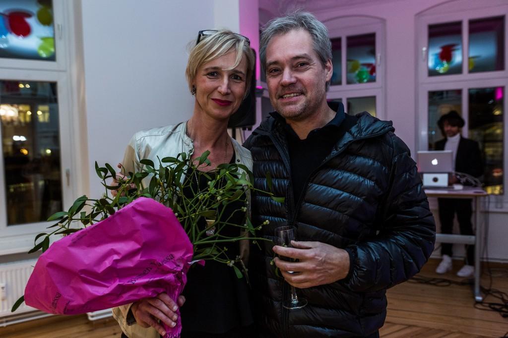 Ute Weingarten, Matthias Harder (Helmut Newton Stiftung)