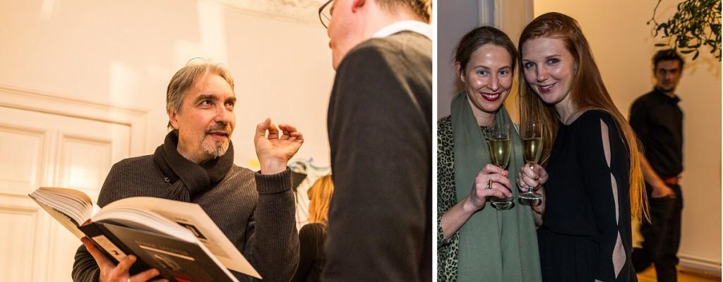 Vadim Zakharov, Sophie von Zezschwitz (Equal Pay Day), Kaja Siebrecht (ARTPRESS)
