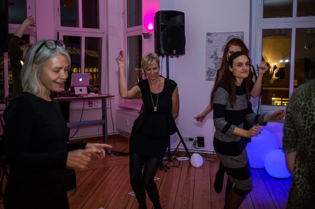 Laura Bruce, Ute Weingarten, Kaja Siebrecht, Sabine Wimmel