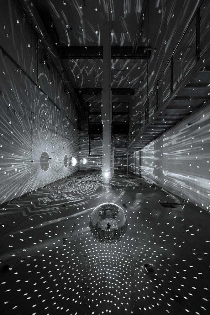 Lichtkunst Mischa Kuball