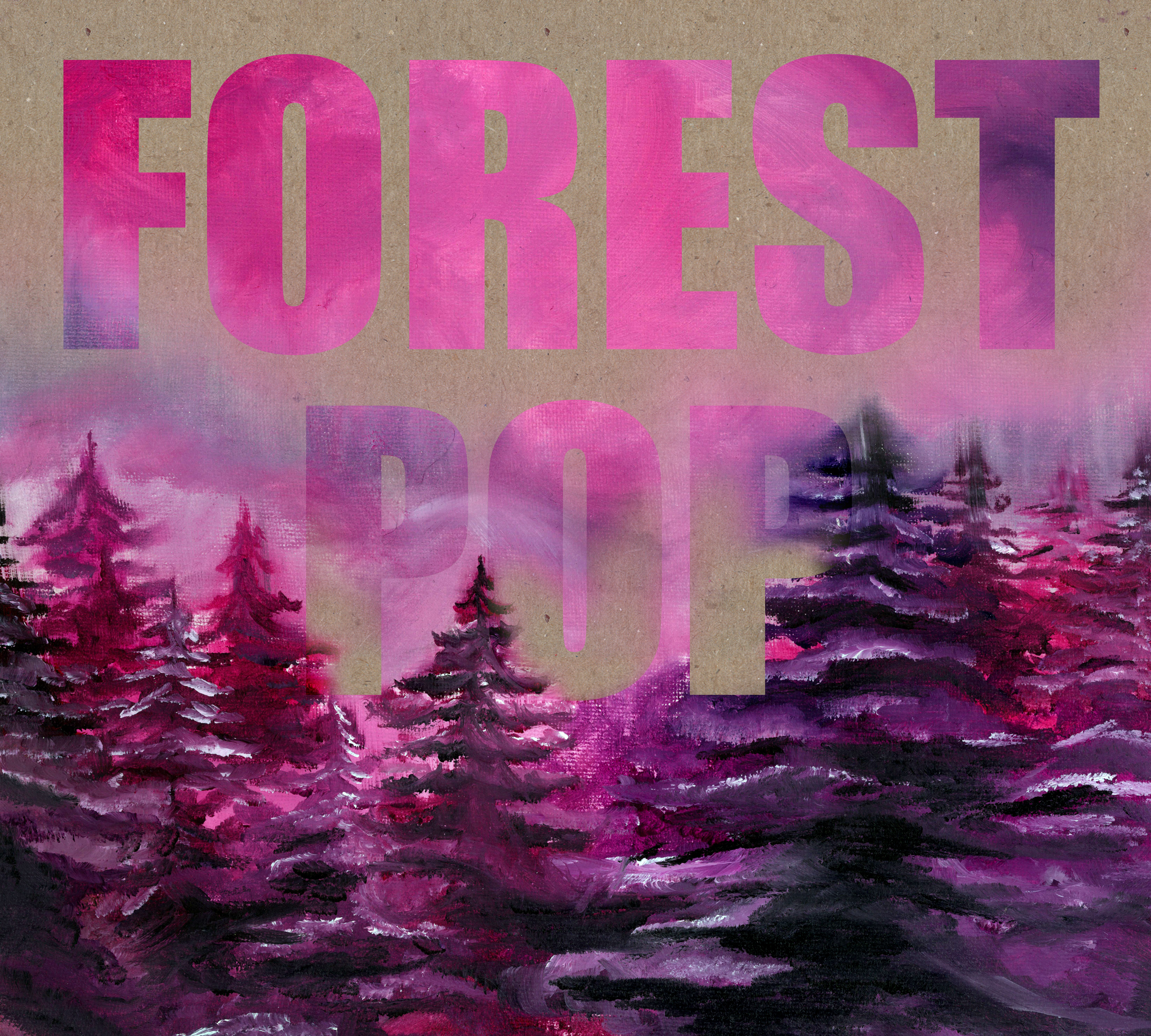 """FOREST POP"" by Hanna & Kerttu, out July 2015"