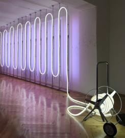 Switch: Lichtkunstnachwuchs wird in Ausstellung präsentiert