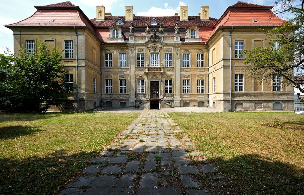 Schloss Roskow. Foto: Jan Brockhaus