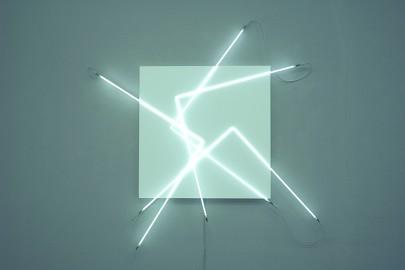 Morellet – Pionier der Lichtkunst