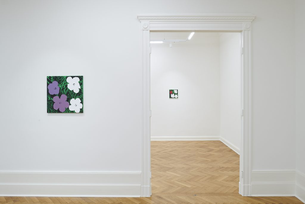 Sturtevant - Miki Kanai - Société Galerie Berlin - Solo Exhibition 2020 - ARTPRESS Ute Weingarten - Blog Talking About Art